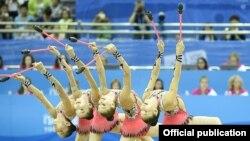 Qazaxıstan komandası Yay Olimpiya Oyunlarında