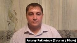 Алматы облысының тұрғыны Андрей Пахотнов.