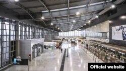 Aeroporti Ndërkombëtar i Prishtinës, i cili i është dhënë në koncesion për 20 vjet një konzorciumi turko-francez.