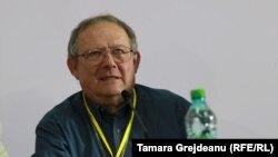 Adam Michnik la Chișinău