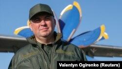 Украинаның ұлттық қауіпсіздік және қорғаныс кеңесі хатшысының бұрынғы орынбасары Олег Гладковский. Киев, 27 сәуір 2016 жыл.