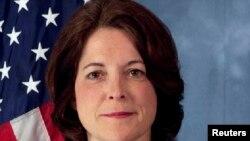 Джулия Пирсон, новая глава Секретной службы США.