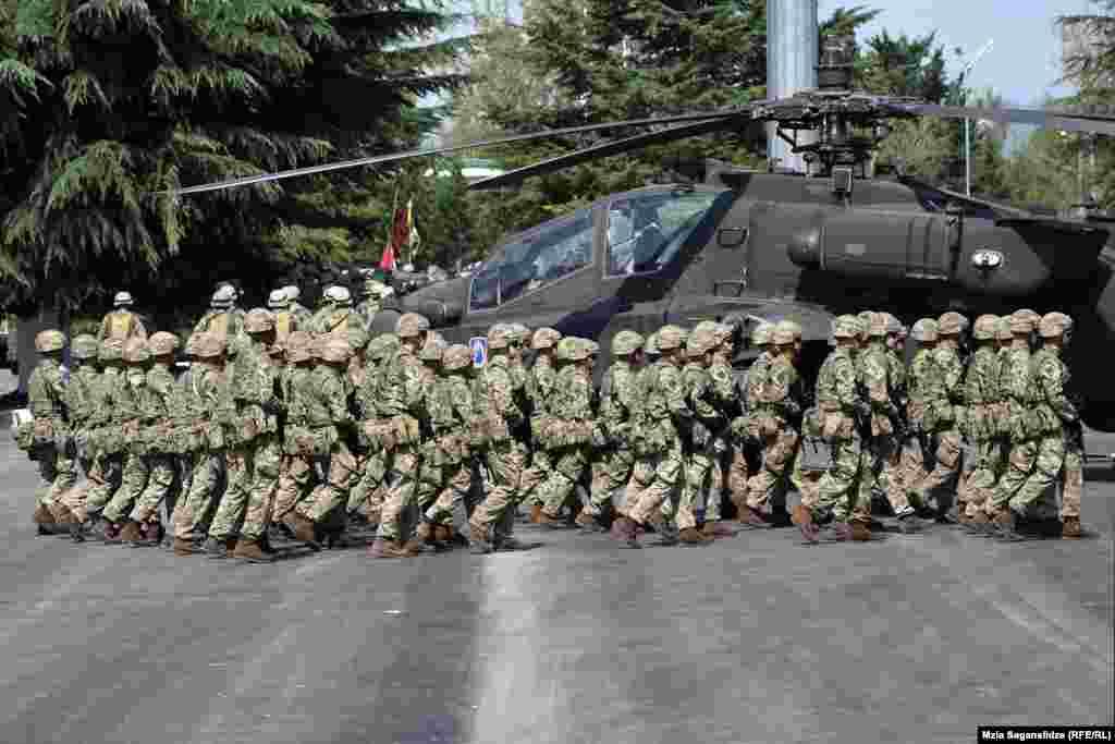 Пятые по счету многонациональные командно-штабные учения Noble Partner пройдут в Грузии с 7 по 18 сентября.