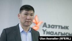 Улукбек Кочкоров.