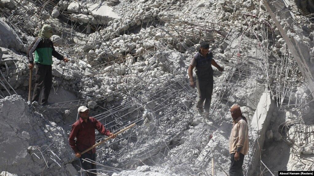 تحقیق بلژیک از سه شرکت در مورد ارسال مواد ساخت سلاح شیمیایی به سوریه