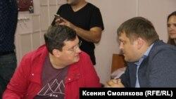 Алексей Бушмаков и Роман Ожмегов