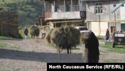 Горный Дагестан, архивное фото