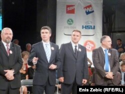 Lideri Kukuriku koalicije