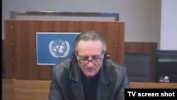 Branko Berić tijekom svjedočenja, 10. svibnja 2015.