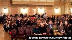 Festive Gala Academy Concert, 27. januar 2015.