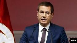 Міністр оборони Туреччини Нуреттін Джаніклі