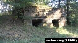 100-гадовыя нямецкія ўмацаваньні вакол Смаргоні