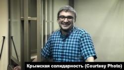 Nariman Memedeminov mahkemede