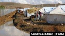 مخيم كوركوسك للنازحين السوريين ـ اربيل