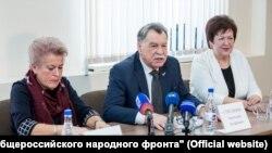 Члены штаба Путина