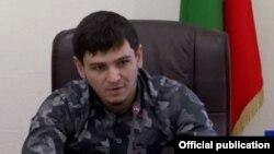 Хасмагомед Кадыров, начальник Управления по контролю за оборотом наркотиков в Чечне