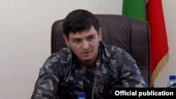 Хас-Магомед Кадыров, и.о. начальника полиции Грозного