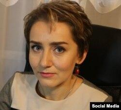 Яна Примаченко. Фото з Facebook