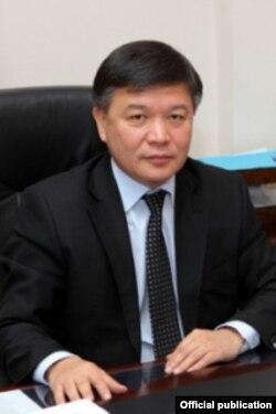 Бактыбек Аширов, глава ГСБЭП