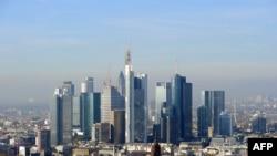Pamje nga Frankfurti