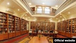 Prezidentin İşlər İdarəsi yanında kitab evi