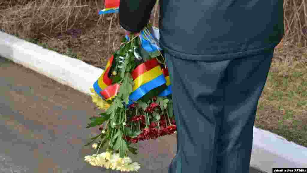 Flori pentru cei plecați...