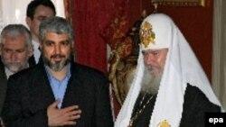 В России делегация ХАМАС не упустила возможности поговорить о вечном