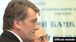 Віктор Ющенко, Володимир Стельмах