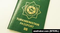 Türkmenistanyň raýatynyň biometriki pasporty