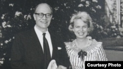 Владимир и Татьяна Варшавские