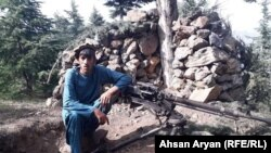 Mercenaries in the southeastern Afghan province of Paktia are paid to take up arms in the region's frequent tribal disputes on their patrons' behalf.
