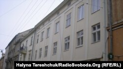 Новобудова в історичному центрі Львова