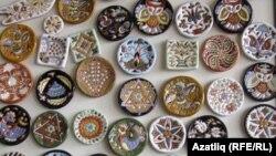 Акмәчеттә кырымтатар орнаменты тикшерелде