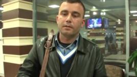 Tolibjon Kurbonkhonov sang Putin's praises in a popular video.