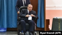 Президенти Алҷазоир Абдулазиз Буафлиқа