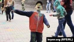 Crimeea, Festivalul Culorilor.