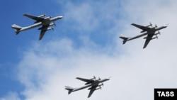 Russia Tu-95 bombers