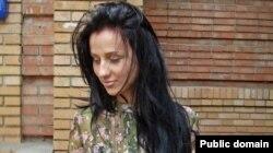 Анастасія Дмитренко (фото з особистої сторінки «Вконтакте»)