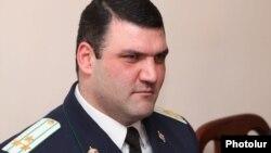 Генеральный прокурор Армении Геворк Костанян.