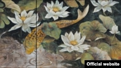 Работа японской художницы Минако Ота