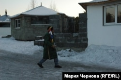 """Один из посвященных в шаманы МРОШ """"Вечно Синее Небо"""""""