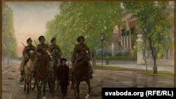 Станіслаў Маслоўскі, «Вясна 1905 году» (1906)