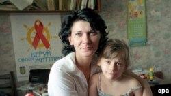 Архівна фотографія: «Керуй своїм життям» – Програма ООН UNAIDS