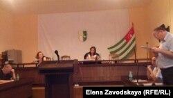 Сегодня в Арбитражном суде Республики Абхазия состоялось заседание по гражданскому делу об иске ООО «Южная строительная компания» против коммунального управления администрации абхазской столицы о взыскании задолженности за выполненные работы по расчистке русла реки Адзяпш