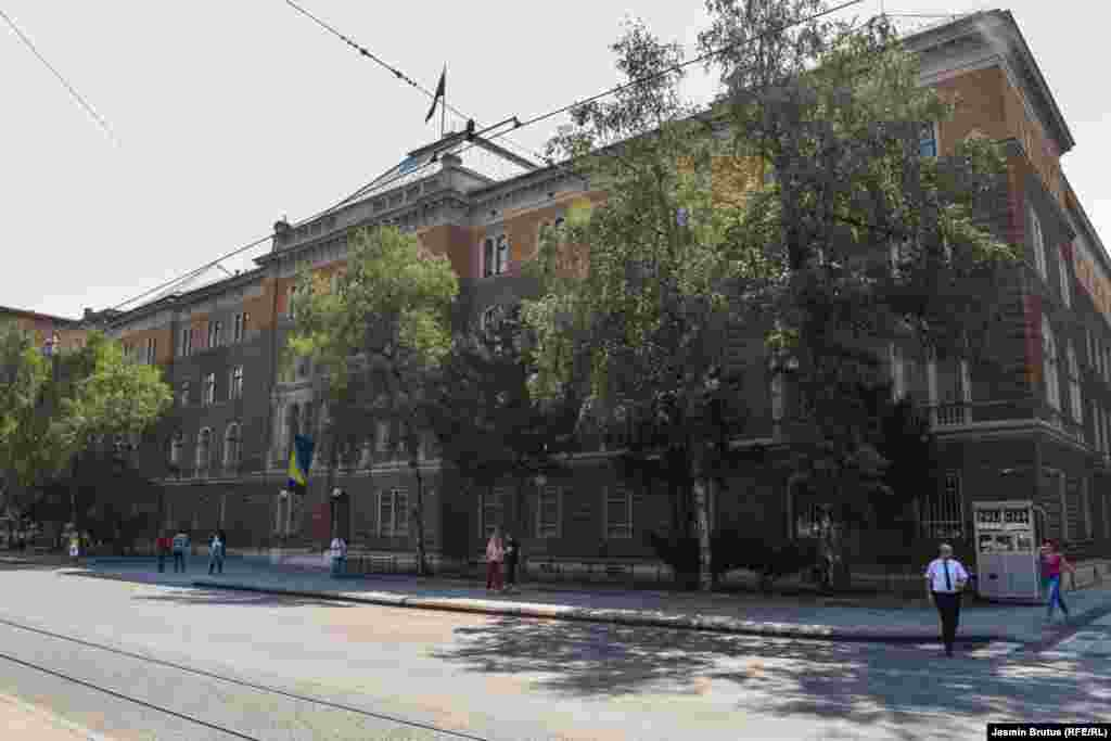 Zgrada Predsedništva Bosne i Hercegovine