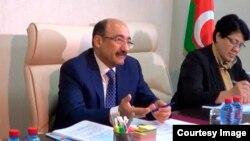 Министр культуры и туризма Азербайджана Абульфаз Гараев
