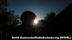 Передові позиції українських військових у селі Травневе, неподалік села Новолуганське, Донецька область, 5 червня 2019