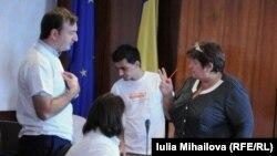 Discuții despre managementul deșeurilor la Șoldănești