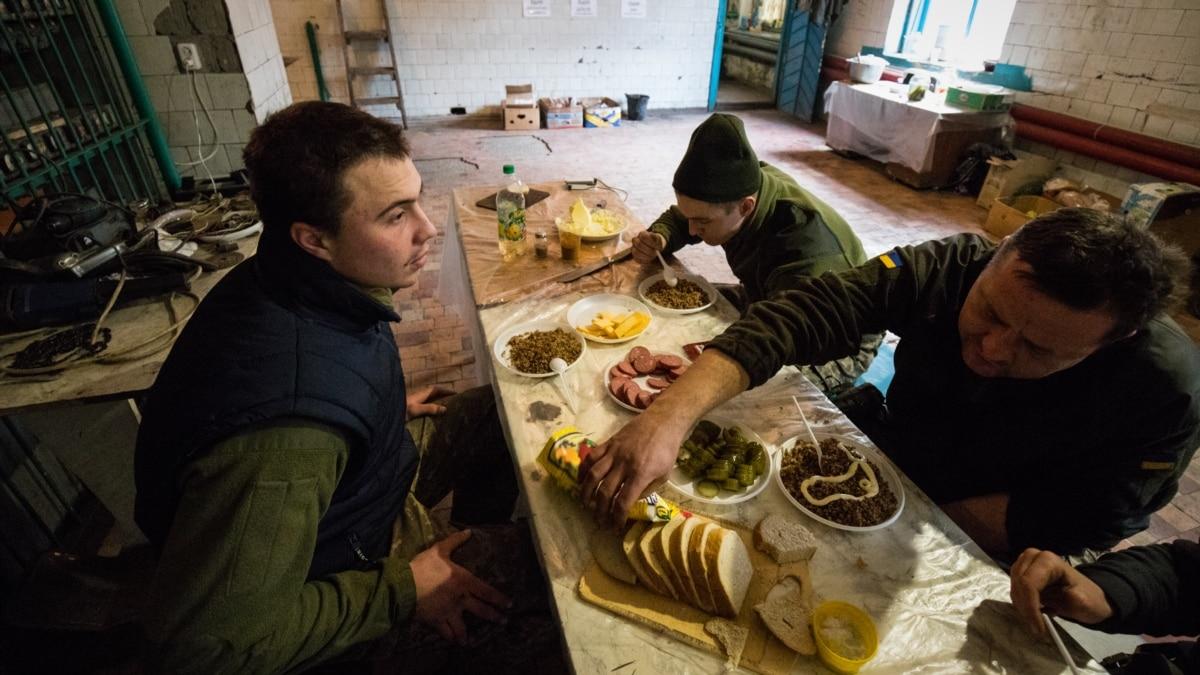 могут Ли украинские военные остаться без продовольствия из-за карантина?