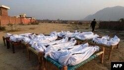 Militantët e vrarë në rajonin Tirah, kufiri Pakistan-Afganistan